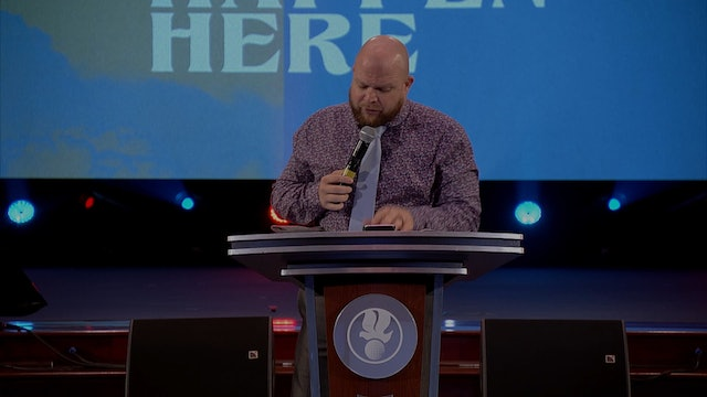 The Importance of The Ministry of Deliverance - Prophet Johnathan Stidham