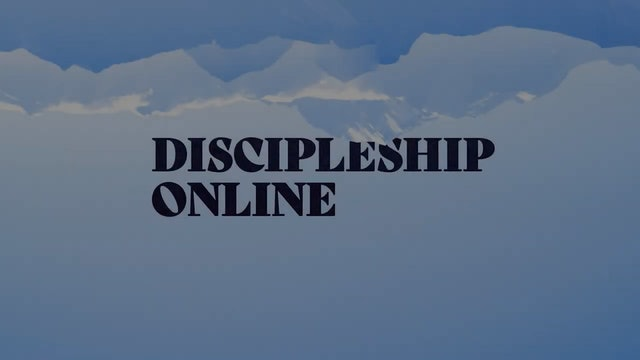 July Discipleship - The Fullness of The Times