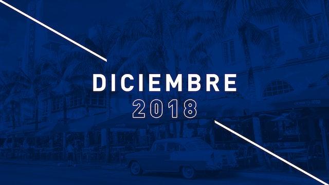 Diciembre 2018 Predicas