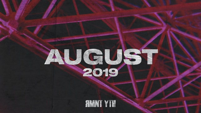 August 2019 Youth Preachings
