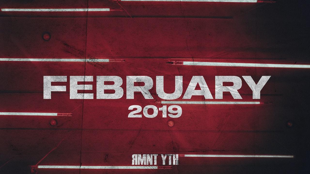 February 2019 Youth Preachings