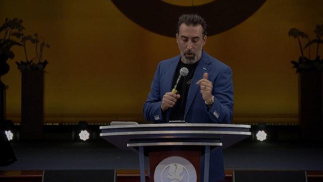 Retornar a la Casa de Dios Returning to The House of God - Apostle Frank H.