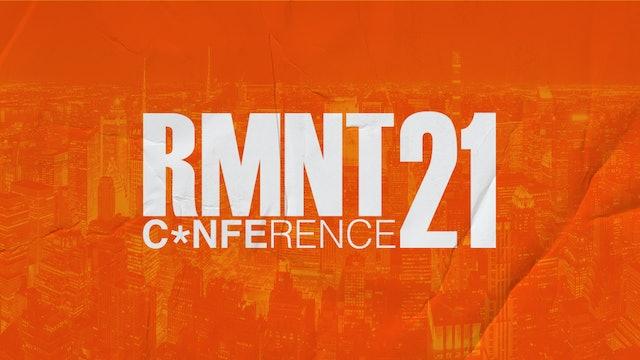 Conferencia RMNT 2021
