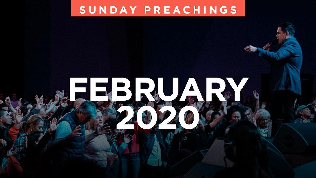 February 2020 Preachings