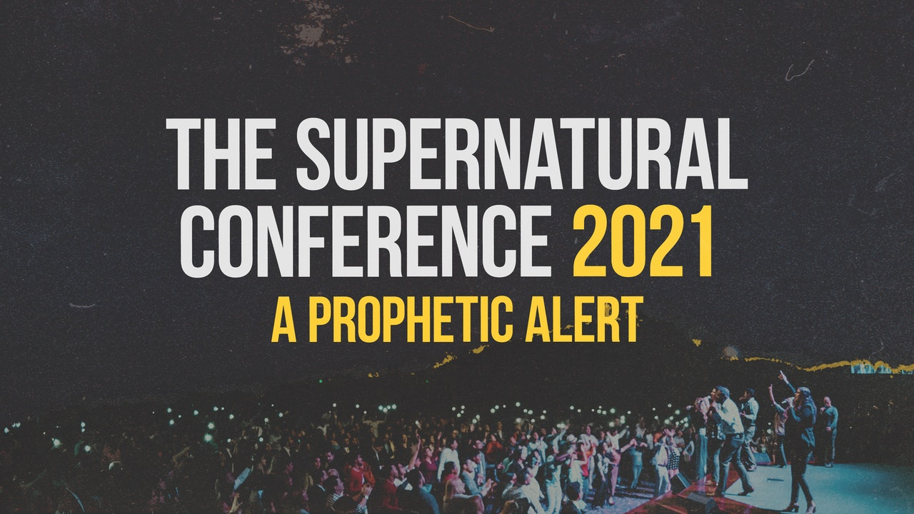 The Supernatural Conference 2021