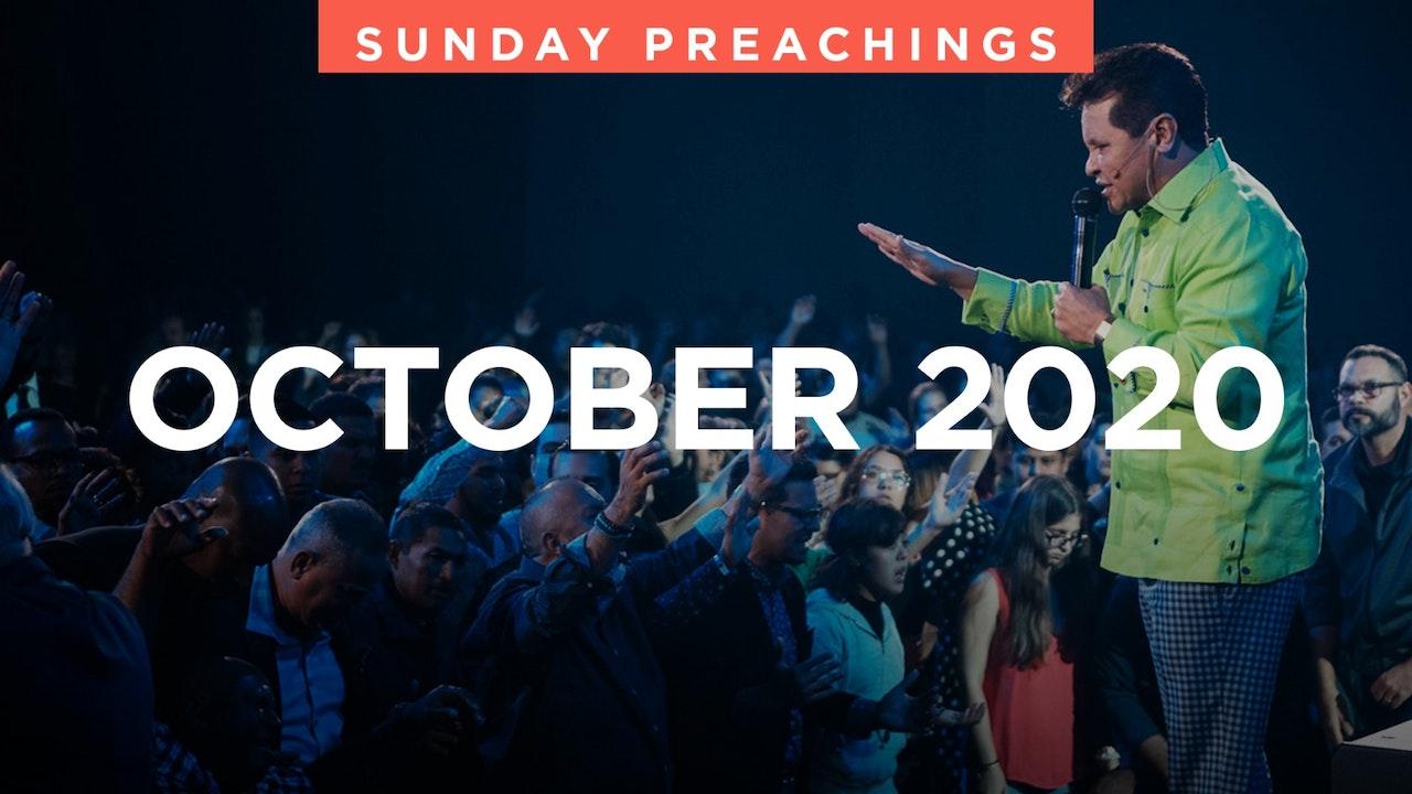 October 2020 Preachings