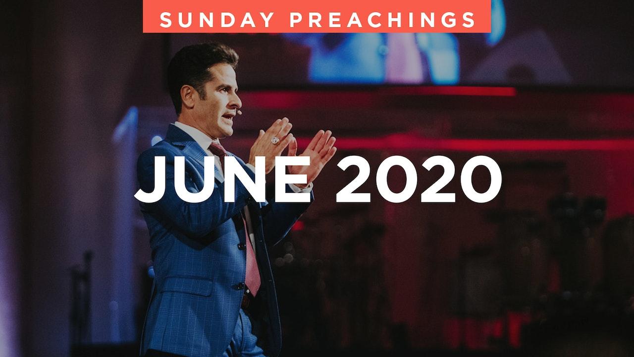 June 2020 Preachings
