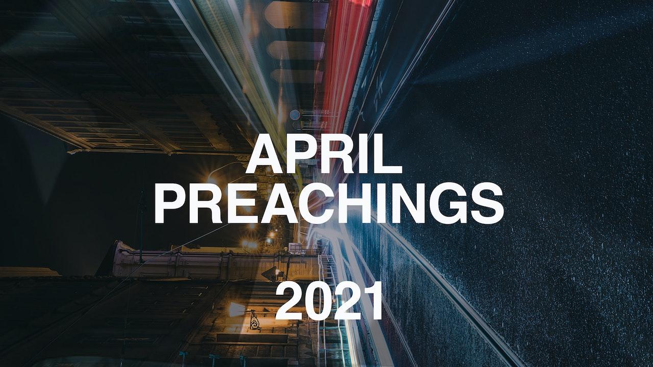 April 2021 Youth Preachings