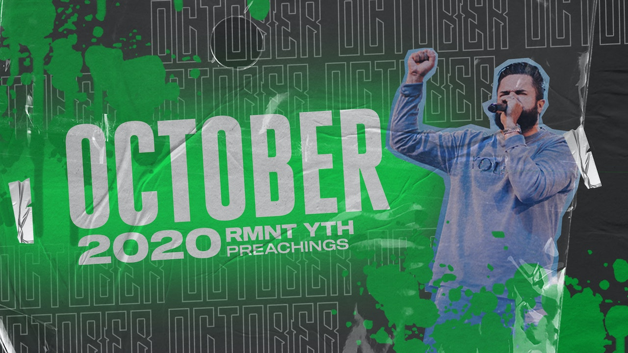 October 2020 Youth Preachings