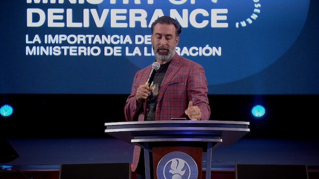 The Importance of The Ministry of Deliverance - Apostle Frank Hechavarria