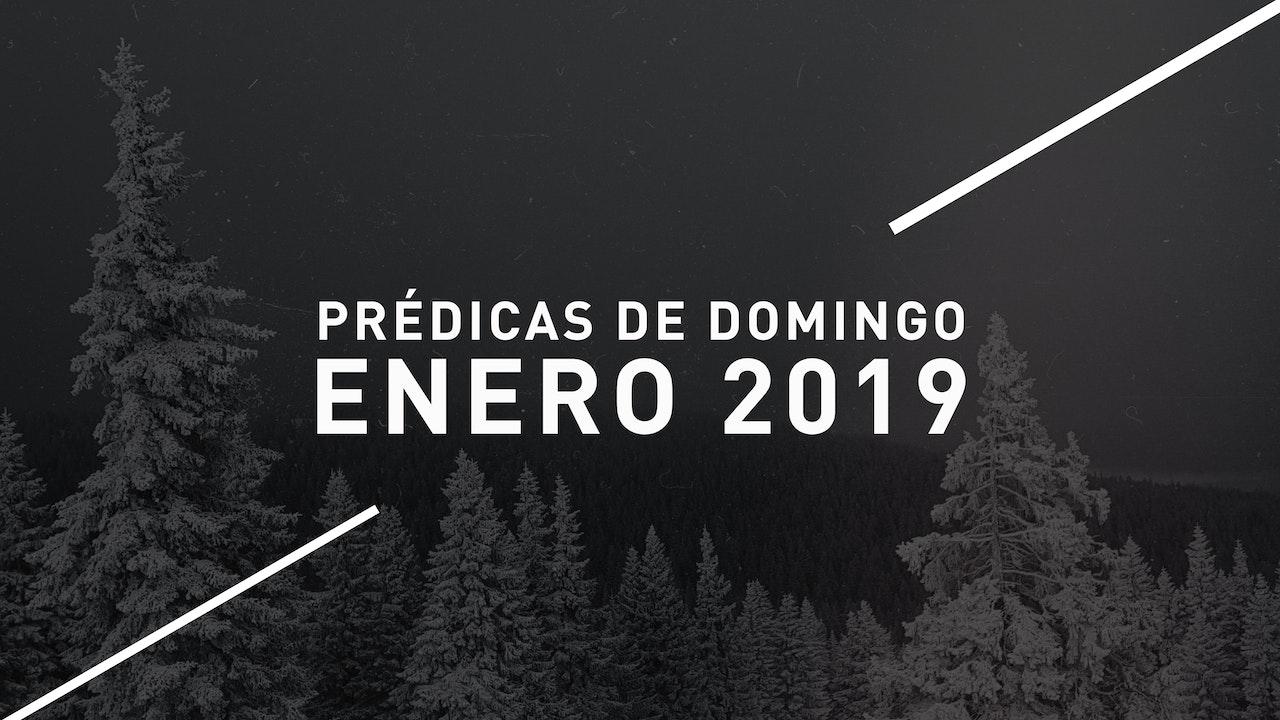 Enero 2019 Predicas