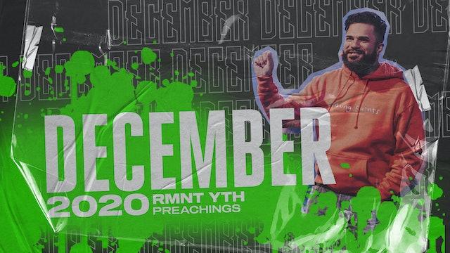December 2020 youth Preachings