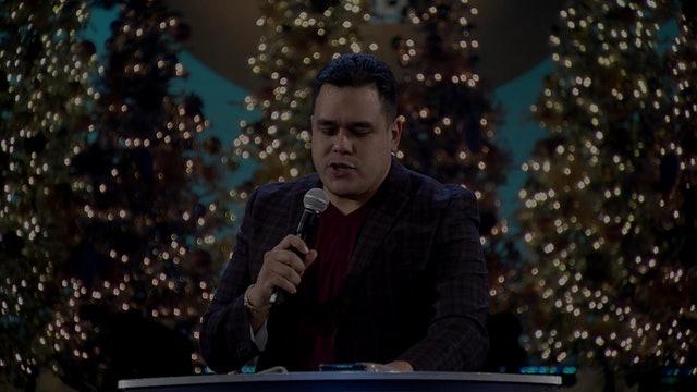 Pastor Hiubert Zamora - Sunday Service December 27, 2020