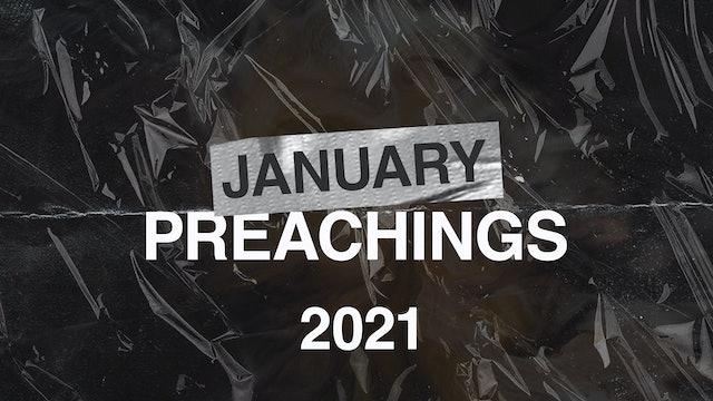 January 2021 Youth Preachings