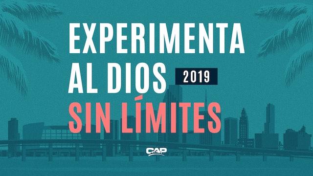 CAP 2019 Experimenta Al Dios Sin Límites