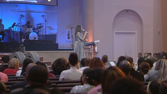 Women, Worship & Wanders - Prophet Amanda Ferguson