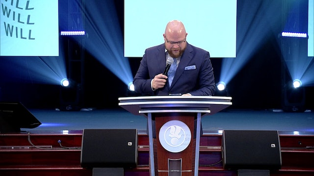 Deliverance From Your Will - Prophet Johnathan Stidman