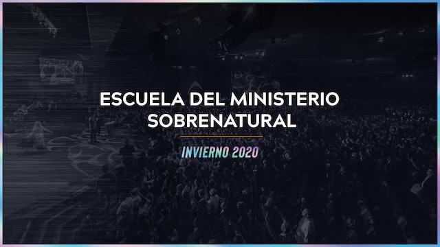 Escuela del Ministerio Sobrenatural Invierno 2020