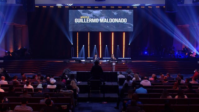 Session 7 Apostle Guillermo Maldonado