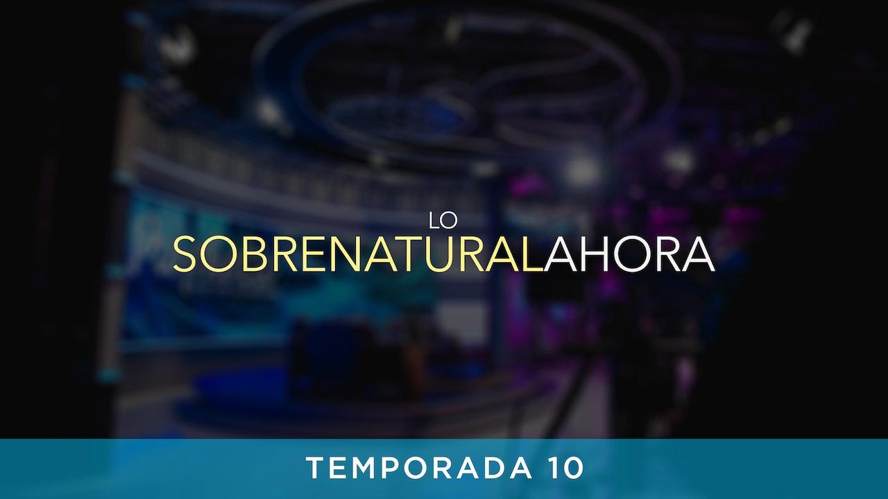 Lo Sobrenatural Ahora Temporada 10