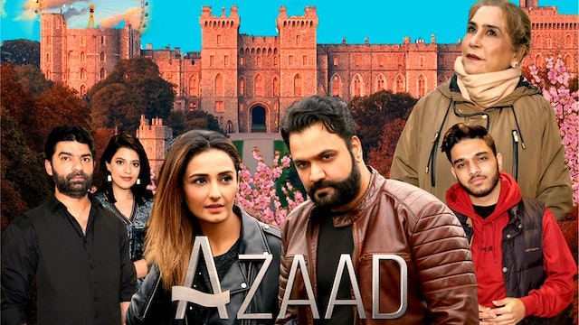 Azaad  New Pakistani Movie