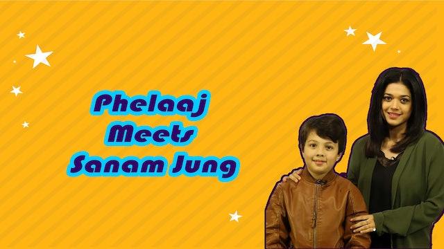 Sanam jung With Pehlaaj Hassan | Ep 3 | Are You Smarter Then Pehlaaj