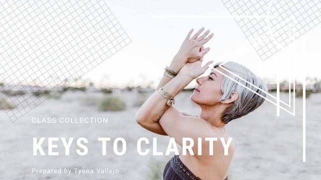 Keys To Clarity - Goal Setting Workshop