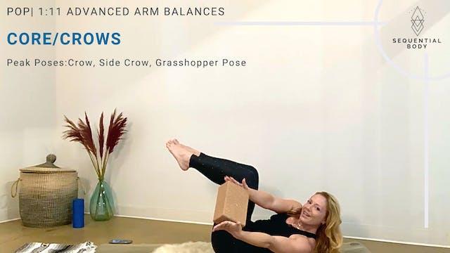 POP | 1:11 Advanced Arm Balances