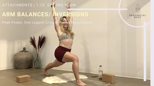 Attachments | 75 mins | Strong Flow