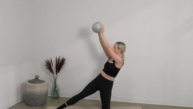 Strength Pilates   40min Core