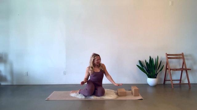 Dissipate Stress |  1Hr Self-Care Flow