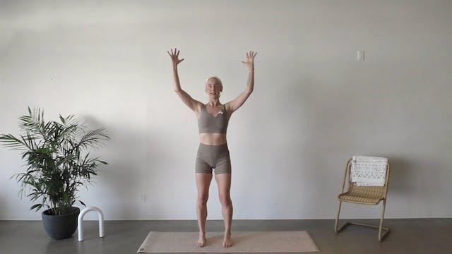 Strength Pilates | 37 mins  Full Body...