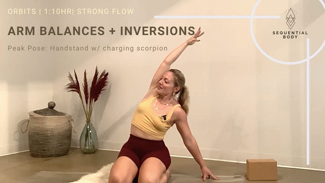 Orbits   1:10hr   Strong Flow