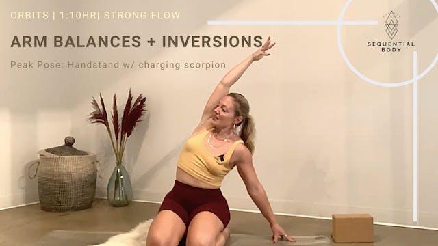 Orbits | 1:10hr | Strong Flow