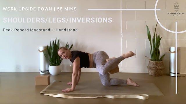 Work Upside Down | 58 mins Prep for I...