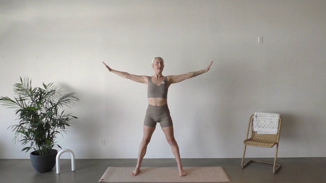 Pilates: NEW 40min Full Body Strength Movement