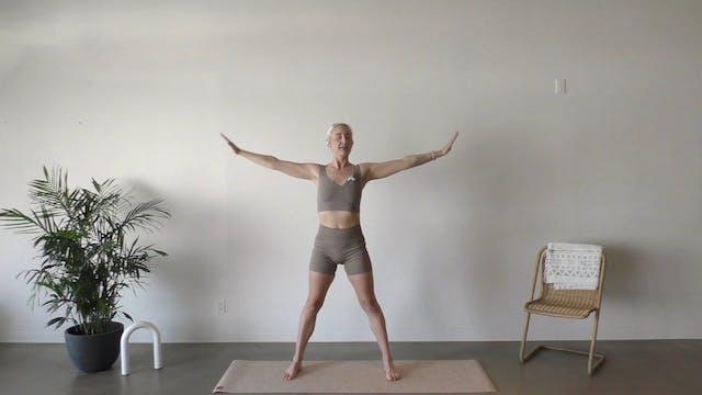 Pilates: NEW 40min Full Body Strength...