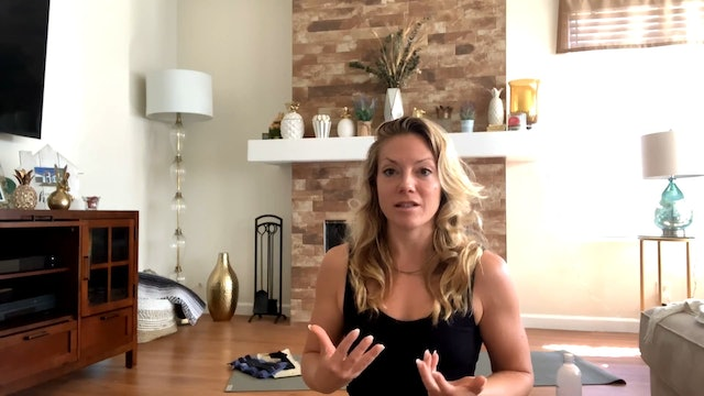 Beauty Fit Flow: Slow Lower to Build Strength