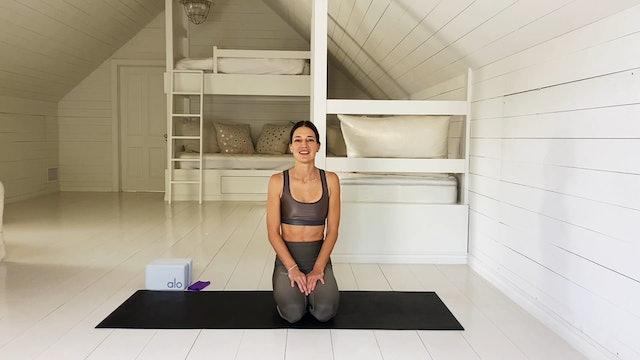 Shoulders & Core Handstand Prep | 20 mins Yoga Conditioning