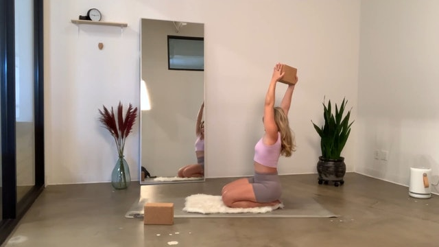 Strong Block Prep & Variations of Mayurasana