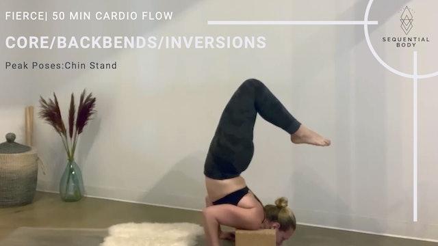 Fierce   50 min Cardio Flow