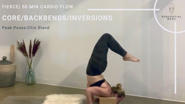 Fierce | 50 min Cardio Flow