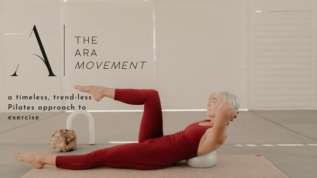 Pilates: 13min QUICK Full Body Strength Movement