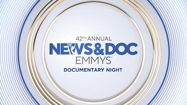 The 42nd Documentary Emmy® Awards Ceremony