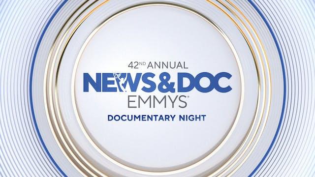 The 42nd Documentary Emmy® Awards Cer...