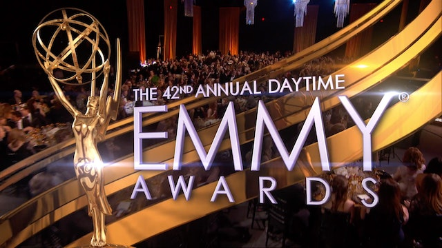 The 42nd Annual Daytime Emmy® Awards