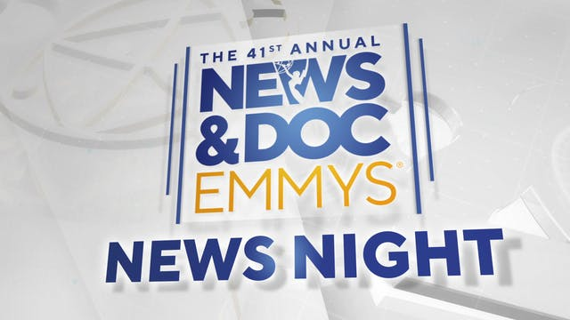 The 41st News Emmy® Awards Ceremony