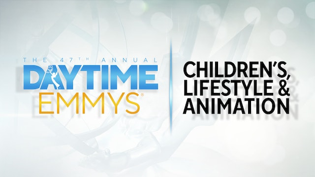 The Daytime Emmys®: Children's, Lifestyle & Animation
