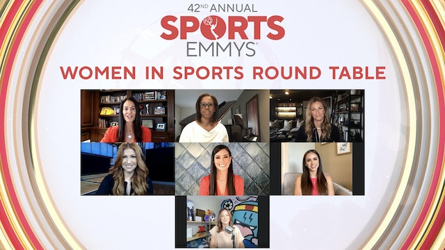 Women in Sports Round Table