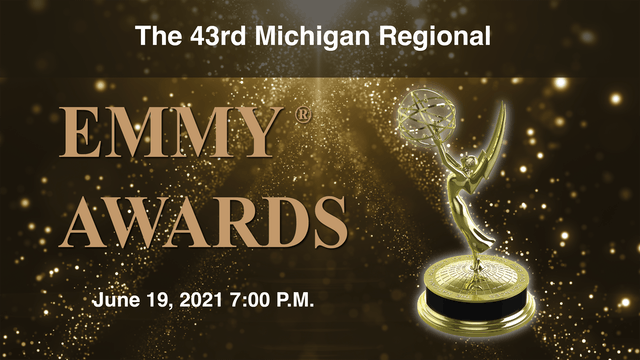 The 43rd Annual NATAS Michigan Regional Emmy Awards